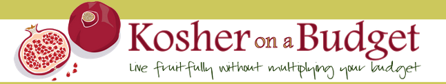 Kosher on a Budget Passover Newsletter
