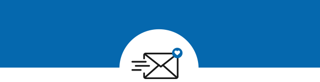 Email subscription form header