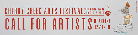 Call for Artists: Cherry Creek Arts Festival