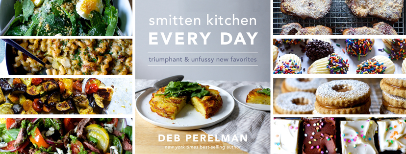 COMING 10/24: Smitten Kitchen Every Day!