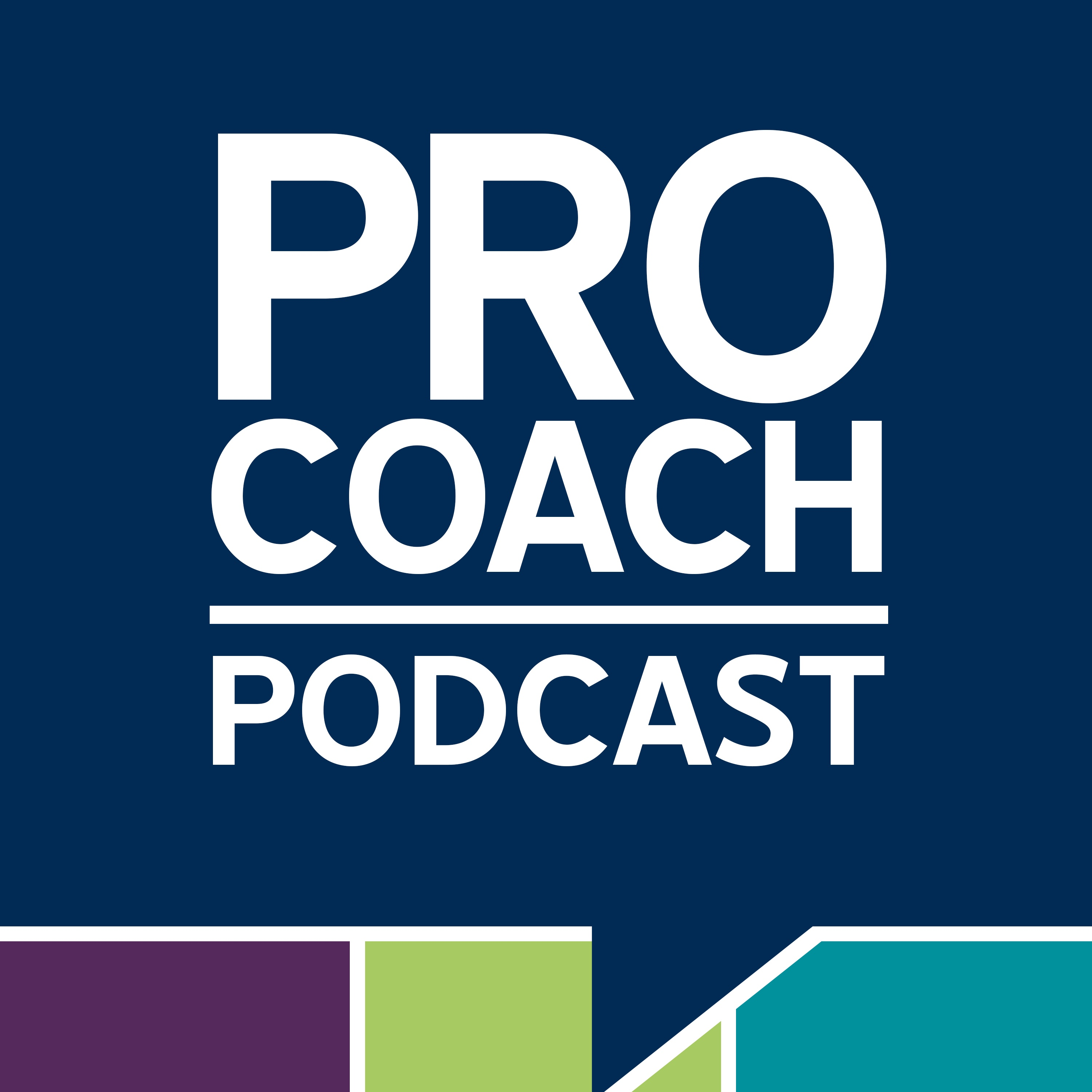 ProCoach - The Marketing Podcast For Coaches